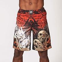 Pantaloncino MMA Unisex-Adulto Leone 1947 Steampunk