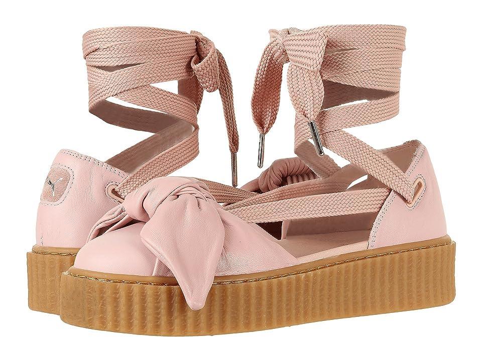 PUMA Creeper Bandana Sandal (Silver Pink/Silver Pink) Women