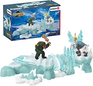 Schleich Eldrador, Eldrador Creatures Action Figures for Boys and Girls Ages 7-12, 6-Piece Playset, Monster Attack on the ...