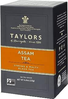 Taylors of Harrogate Pure Assam, 50 Teabags
