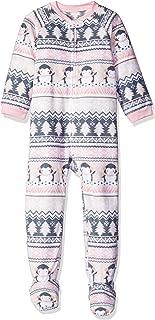 The Children's Place Baby Boys' Little Girls' Blanket Sleeper