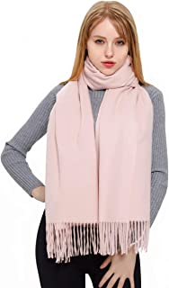 Best pale pink cashmere pashmina Reviews