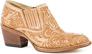 stetson hand tooled boots