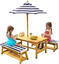 Best kidkraft picnic table with umbrella Reviews