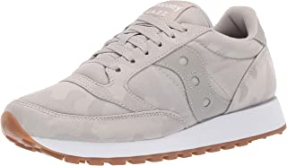 Saucony Originals Men's Jazz Original Sneaker, Grey camo, 9.5 M US