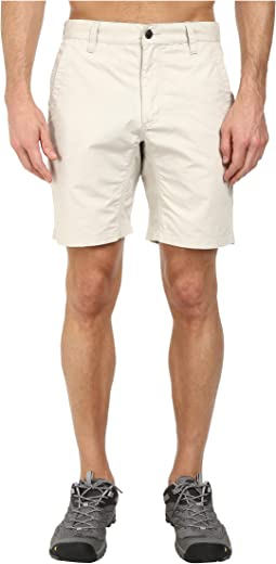 Slim Fit Poplin Short
