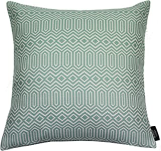 McAlister Textiles Colorado Pillow Case | Duck Egg Blue Tribal Abstract Tribal Designer Throw Scatter Sofa Cushion Sham | Accessory - 24 x 24 Inches