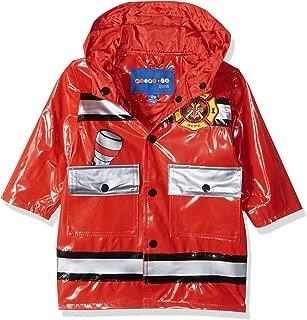 Baby Boys Water Resistant Rain Jacket