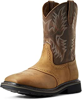 Best discount western work boots Reviews