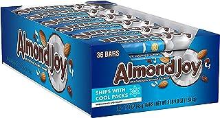 【ハワイ直送】 アーモンドジョイ 36個入り Almond Joy Candy Bar, 1.61-Ounce Bars (Pack of 36)