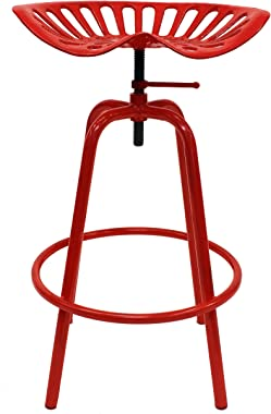 Leigh Country TX 97000 Red Tractor Seat Stool