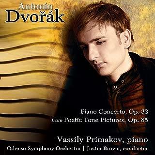 Dvořák: Piano Concerto & Poetic Tone-Pictures