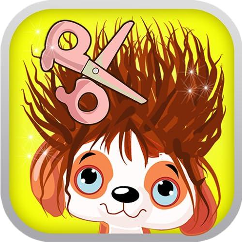 Salon Pet - Jogos de Cabelo Spa Makeover grátis