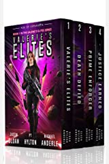 Valerie's Elites Boxed Set: The Complete Series Kindle Edition