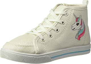 Carter's Girl's Ginger Novelty High-top Sneaker