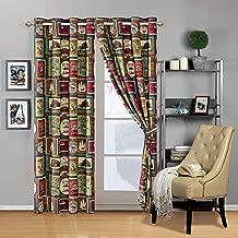 Best cabin plaid curtains Reviews