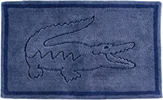 Lacoste Legend Bath Rug, Moonlight Blue