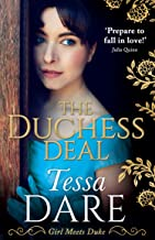 The Duchess Deal: A stunning Regency romance from the New York Times bestselling author of The Governess Game and The Wallflower Wager (Girl meets Duke, Book 1)