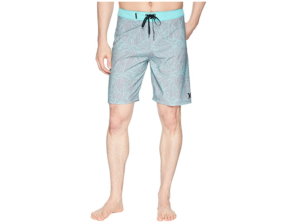 Hurley Pupukea 20 Boardshorts (Cool Grey) Men
