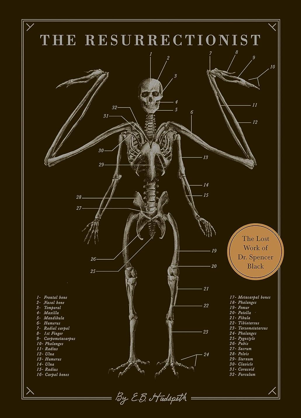 注入する根絶する槍The Resurrectionist: The Lost Work of Dr. Spencer Black (English Edition)