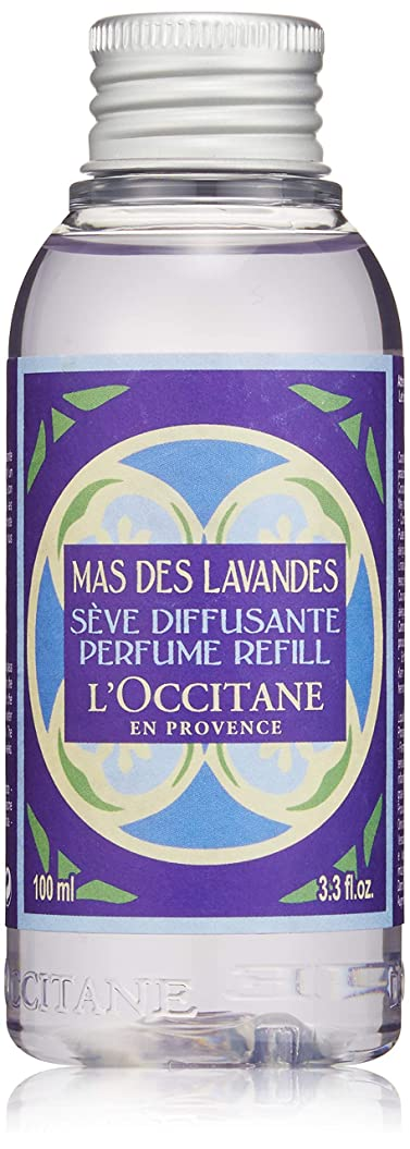 枕ファントムアマチュアロクシタン(L'OCCITANE) プロヴァンスホーム ルームパフューム ラベンダー(レフィル) 100ml