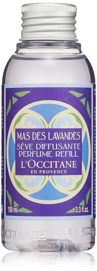 頼む予定群衆ロクシタン(L'OCCITANE) プロヴァンスホーム ルームパフューム ラベンダー(レフィル) 100ml