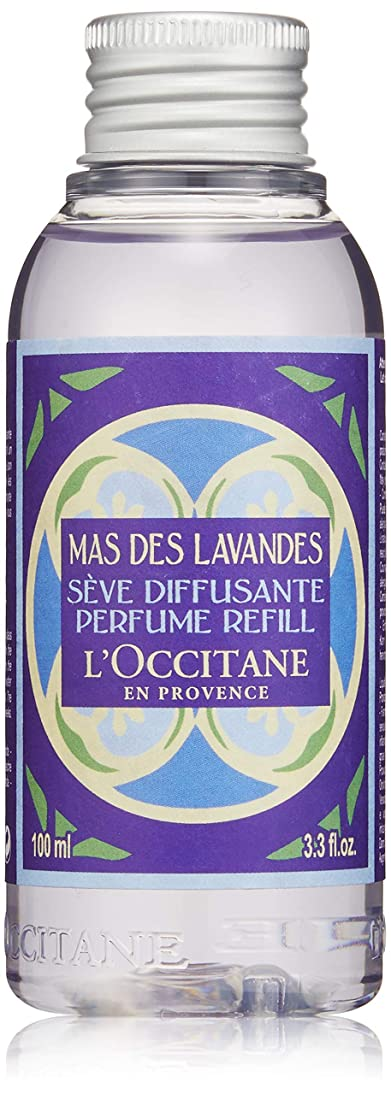 エゴマニアミルクボイドロクシタン(L'OCCITANE) プロヴァンスホーム ルームパフューム ラベンダー(レフィル) 100ml