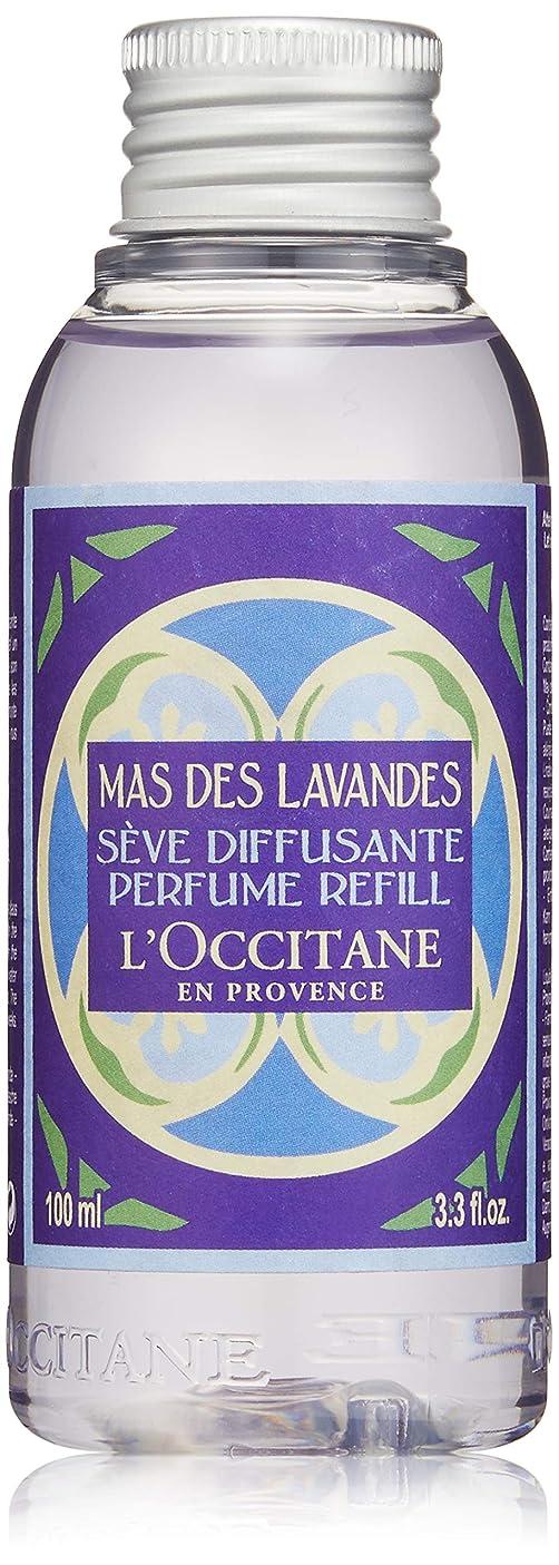 キリスト教実行余暇ロクシタン(L'OCCITANE) プロヴァンスホーム ルームパフューム ラベンダー(レフィル) 100ml