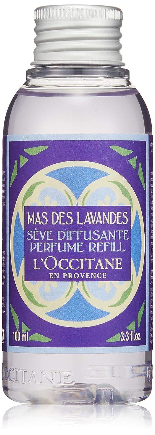 国歌タオル日記ロクシタン(L'OCCITANE) プロヴァンスホーム ルームパフューム ラベンダー(レフィル) 100ml