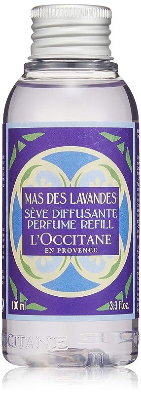 彫刻周術期登山家ロクシタン(L'OCCITANE) プロヴァンスホーム ルームパフューム ラベンダー(レフィル) 100ml