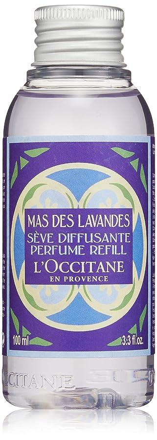 考慮行動消去ロクシタン(L'OCCITANE) プロヴァンスホーム ルームパフューム ラベンダー(レフィル) 100ml
