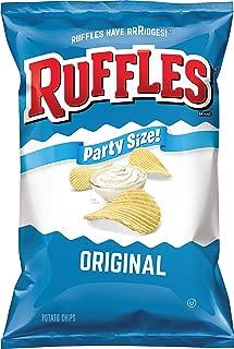 Ruffles Original Potato Chips, Party Size! (13.5 Ounce)