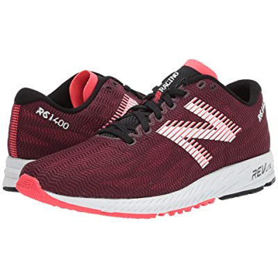 New Balance 1400v6 (NB Burgundy/Bright Cherry) Women