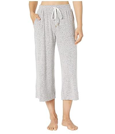 Donna Karan Crop Pants (Winter White Marl) Women