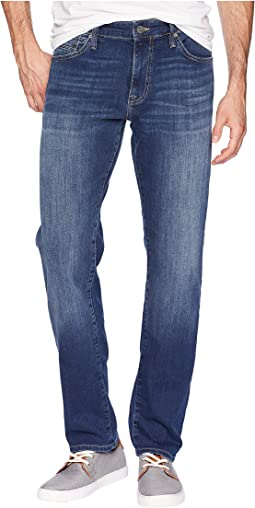 Marcus Slim Straight Leg in Dark Brushed Williamsburg