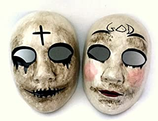Best purge anarchy mask cross Reviews