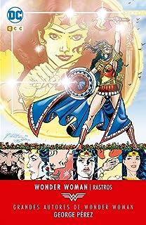 Wonder Woman de George Perez vol.2- Rastros