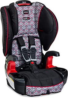 Britax Frontier ClickTight Harness-2-Booster Car Seat - 2 Layer Impact Protection - 25 to 120 Pounds, Baxter