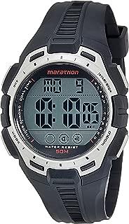 Men039;s Digital Watch with LCD Dial Digital Display