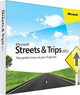 microsoft streets & trips 2018