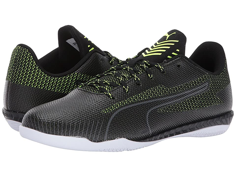 93d420da5365 PUMA 365 Netfit CT (PUMA Black PUMA Black Safety Yellow PUMA White) Men s  Shoes