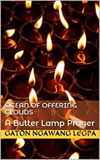 butter lamps buddhism