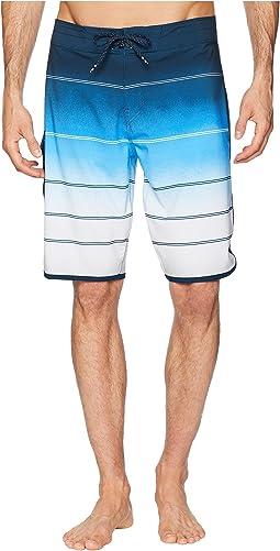 73 X Stripe Boardshorts
