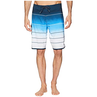 Billabong 73 X Stripe Boardshorts (Blue) Men
