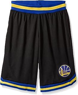 UNK NBA Men's Mesh Basketball Shorts Woven Active Basic, Black