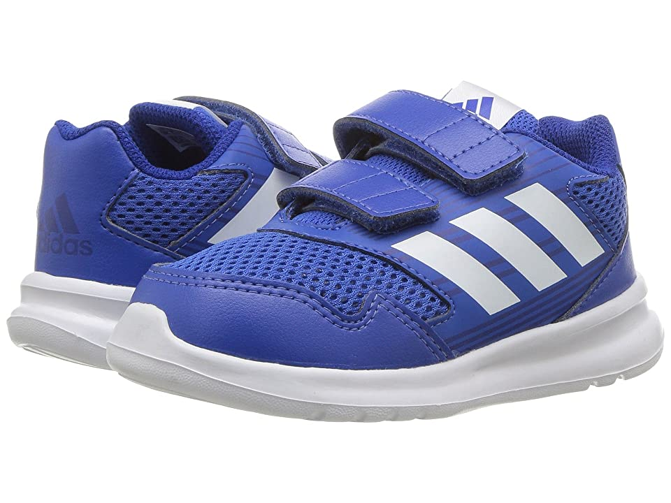 adidas Kids AltaRun (Toddler) (Blue/White/Royal) Boys Shoes