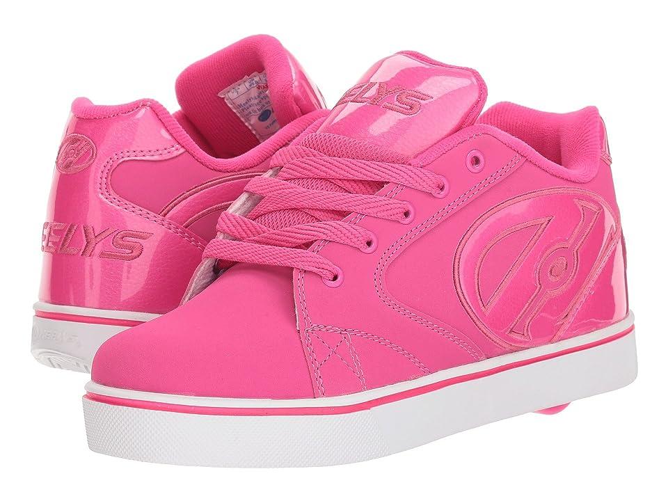 Heelys Vopel (Little Kid/Big Kid/Adult) (Hot Pink) Girls Shoes