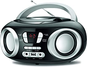 Boom Box Up Black USB Bivolt Mondial NBX-13