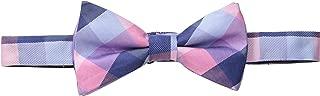 Tommy Hilfiger Men's Buffalo Tartan Pre-Tied Bow Tie