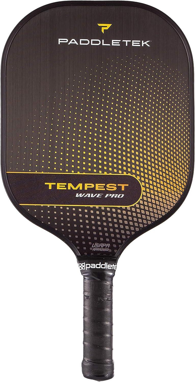 Best Pickleball Paddle in 2021: Paddletek Tempest Wave Pro